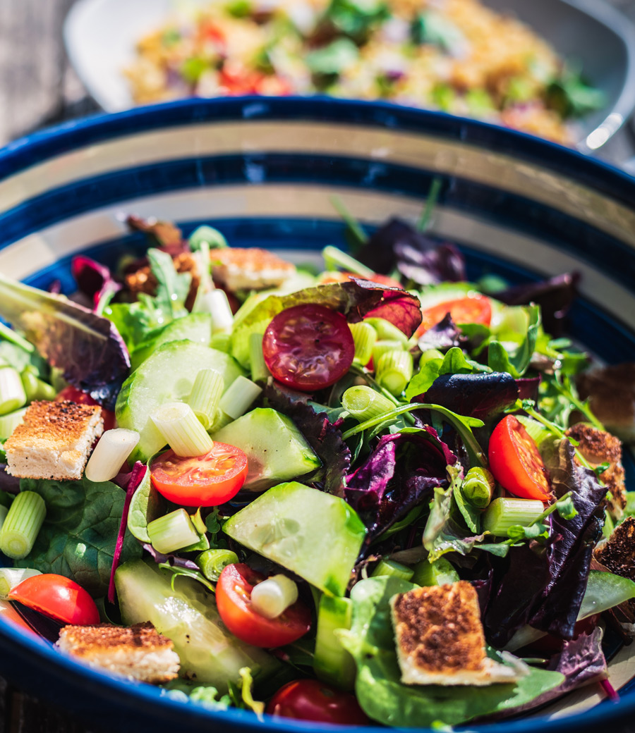 Recipes for healthy eating in Reno
